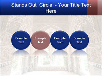 Patio of the lions room PowerPoint Templates - Slide 76