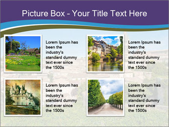 Central Saint-Emilion PowerPoint Template - Slide 14