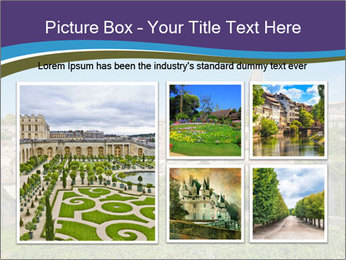 Central Saint-Emilion PowerPoint Template - Slide 19