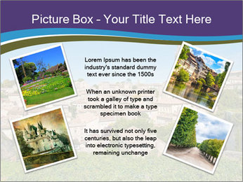Central Saint-Emilion PowerPoint Template - Slide 24