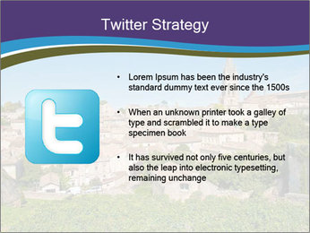 Central Saint-Emilion PowerPoint Template - Slide 9