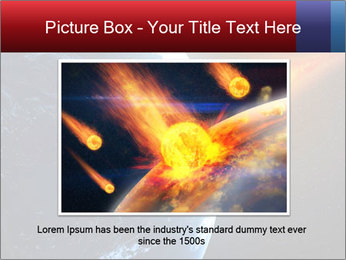 Asteroid falling PowerPoint Templates - Slide 15