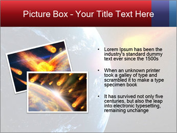 Asteroid falling PowerPoint Templates - Slide 20