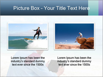 Business man sitting PowerPoint Templates - Slide 18