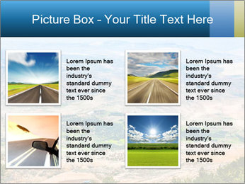Mount PowerPoint Template - Slide 14