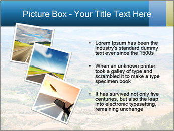 Mount PowerPoint Template - Slide 17