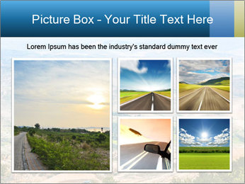 Mount PowerPoint Template - Slide 19