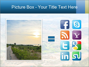 Mount PowerPoint Template - Slide 21