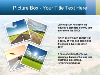 Mount PowerPoint Template - Slide 23