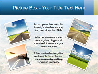 Mount PowerPoint Template - Slide 24