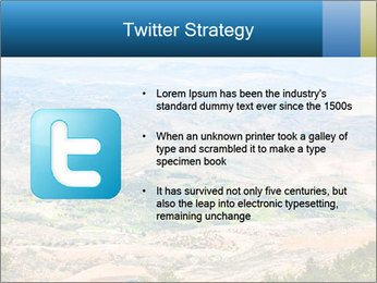 Mount PowerPoint Template - Slide 9