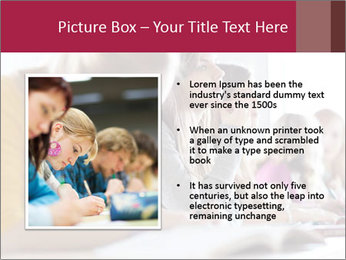 College student PowerPoint Templates - Slide 13
