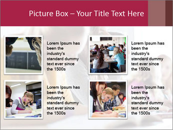 College student PowerPoint Templates - Slide 14