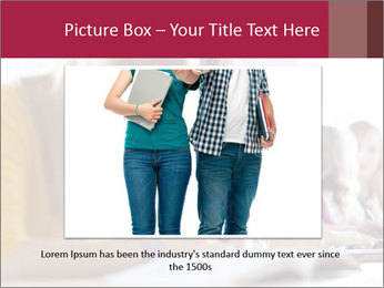 College student PowerPoint Templates - Slide 16