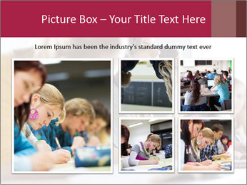 College student PowerPoint Templates - Slide 19
