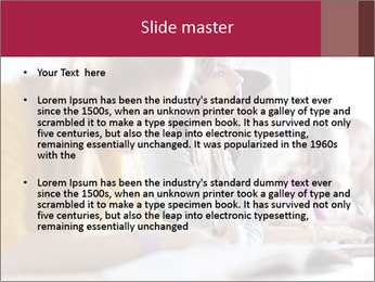 College student PowerPoint Templates - Slide 2