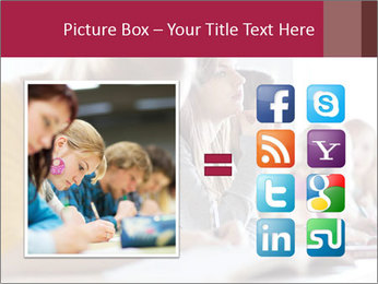 College student PowerPoint Templates - Slide 21