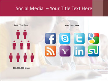 College student PowerPoint Templates - Slide 5