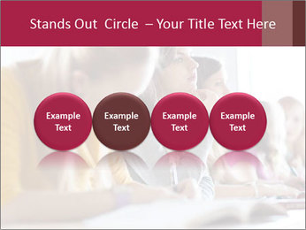 College student PowerPoint Templates - Slide 76