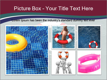 Lifebuoy PowerPoint Template - Slide 19