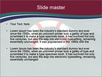 Lifebuoy PowerPoint Template - Slide 2