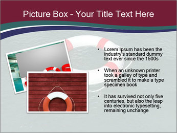 Lifebuoy PowerPoint Template - Slide 20