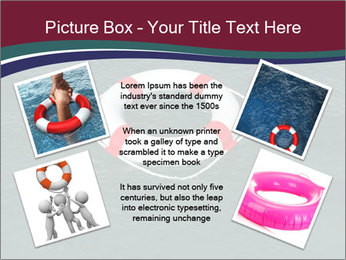Lifebuoy PowerPoint Template - Slide 24