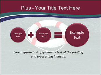 Lifebuoy PowerPoint Template - Slide 75