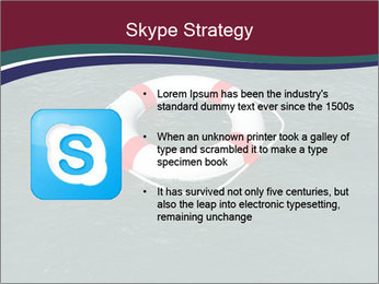 Lifebuoy PowerPoint Template - Slide 8