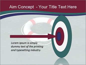 Lifebuoy PowerPoint Template - Slide 83