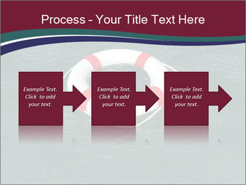 Lifebuoy PowerPoint Template - Slide 88