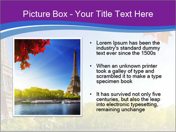 Eiffel Tower PowerPoint Templates - Slide 13