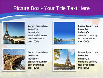 Eiffel Tower PowerPoint Templates - Slide 14