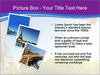 Eiffel Tower PowerPoint Templates - Slide 17