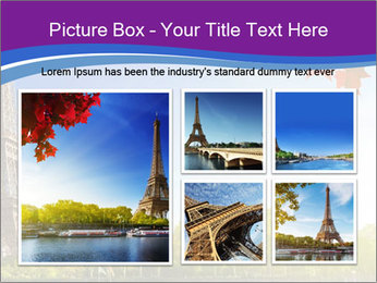 Eiffel Tower PowerPoint Templates - Slide 19