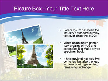 Eiffel Tower PowerPoint Templates - Slide 20
