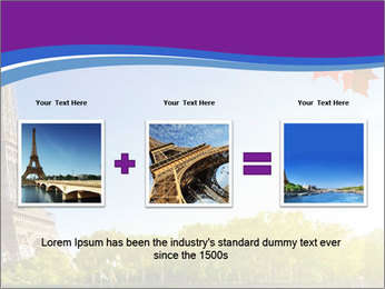 Eiffel Tower PowerPoint Templates - Slide 22