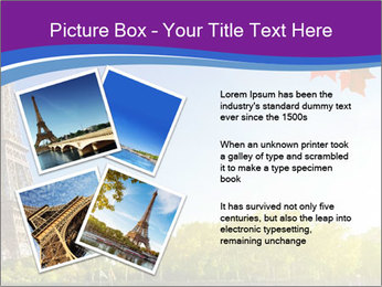 Eiffel Tower PowerPoint Templates - Slide 23