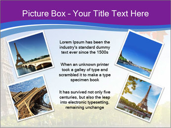 Eiffel Tower PowerPoint Templates - Slide 24