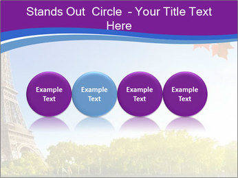 Eiffel Tower PowerPoint Templates - Slide 76