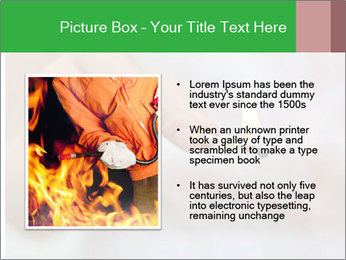 Burning PowerPoint Templates - Slide 13