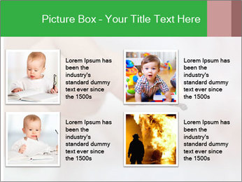 Burning PowerPoint Templates - Slide 14