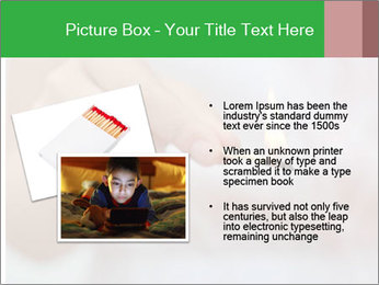 Burning PowerPoint Templates - Slide 20