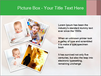 Burning PowerPoint Templates - Slide 23