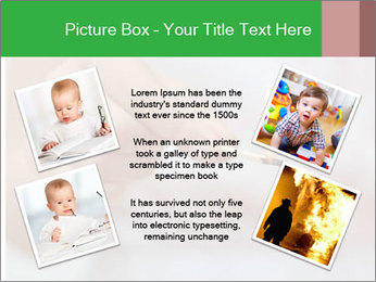 Burning PowerPoint Templates - Slide 24