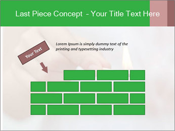 Burning PowerPoint Templates - Slide 46
