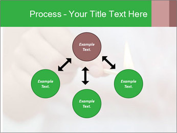 Burning PowerPoint Templates - Slide 91