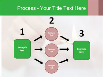 Burning PowerPoint Templates - Slide 92