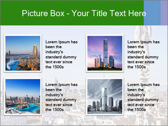 Milan panoramic skyline PowerPoint Template - Slide 14