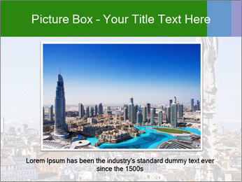 Milan panoramic skyline PowerPoint Template - Slide 15